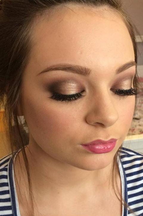 Prom Makeup Fareham Hampshire