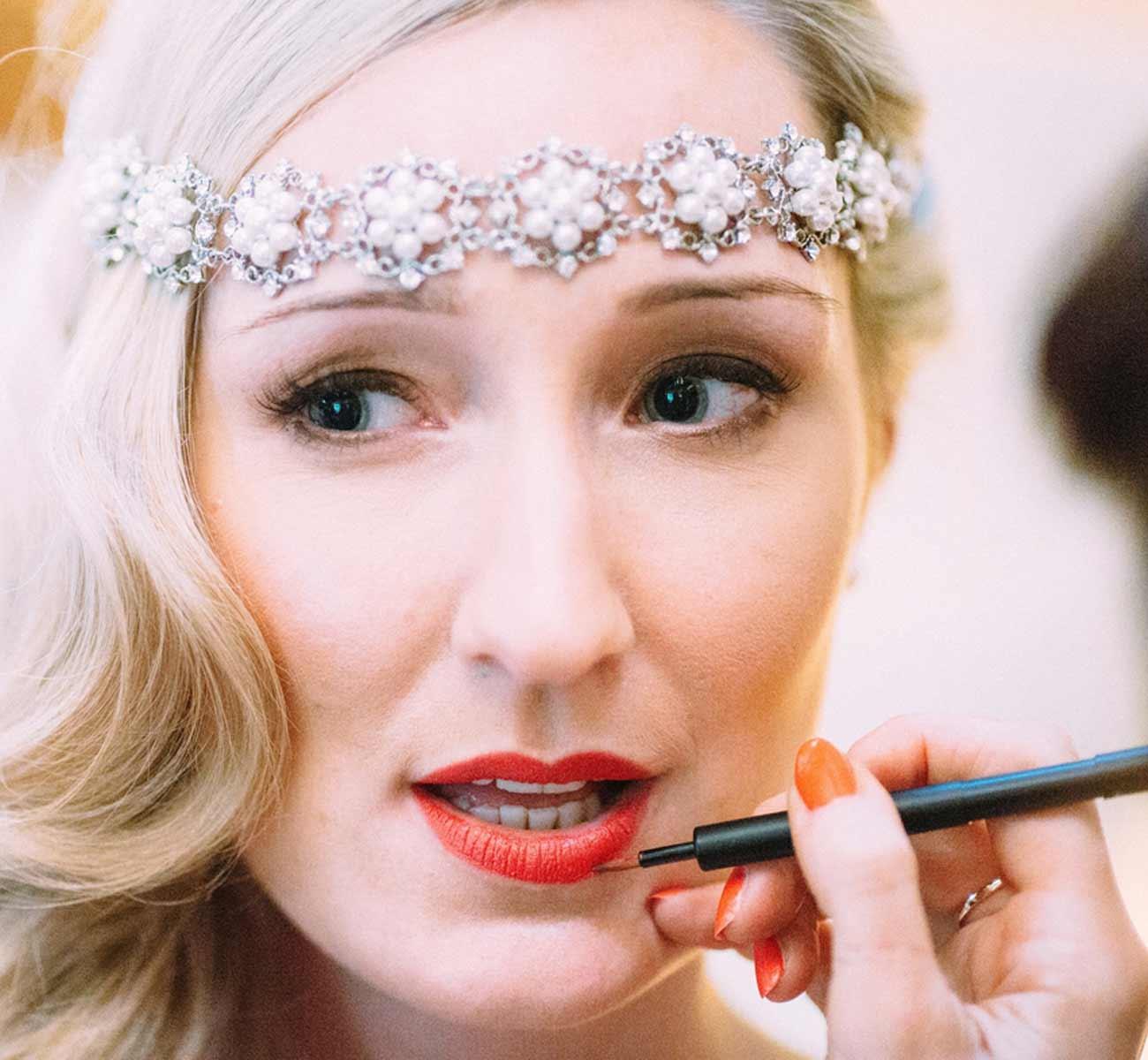 Bridal Makeup Service Fareham Hampshire