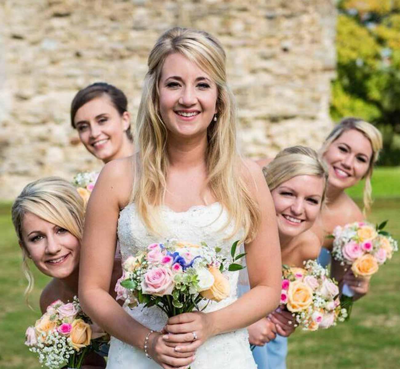 Wedding Makeup Fareham Hampshire